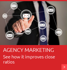 Learn more about our e-mail marketing solutions, Agency Buzz